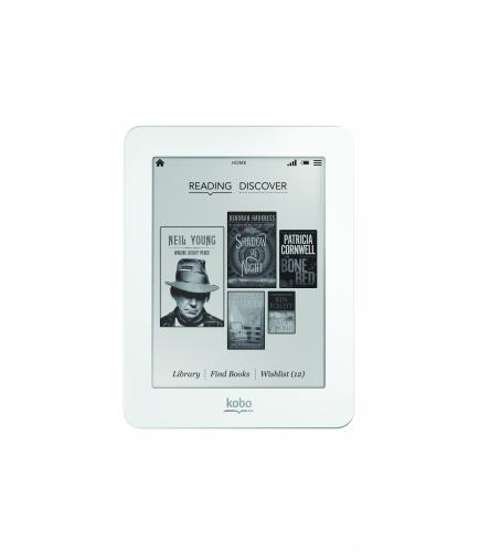 Kobo Mini is the world s smallest and lightest full-featured eReader 1493f067294f